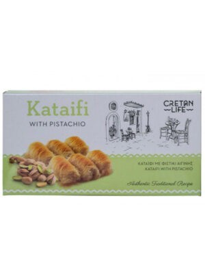 Kataifi with Pistachios
