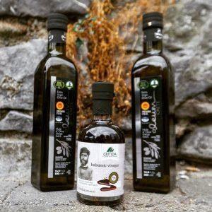 Extra Virgin Olive Oil & Balsamic Vinegar