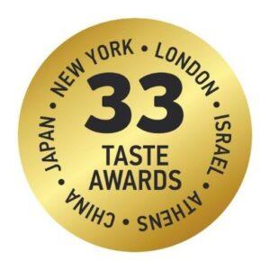 33 Global Taste Awards