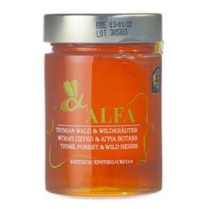 Thyme Forest & Wild Herbs Honey